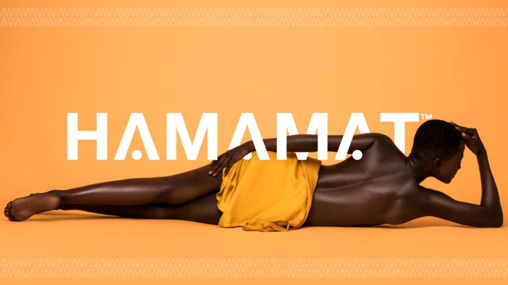 hamamath branding and website design