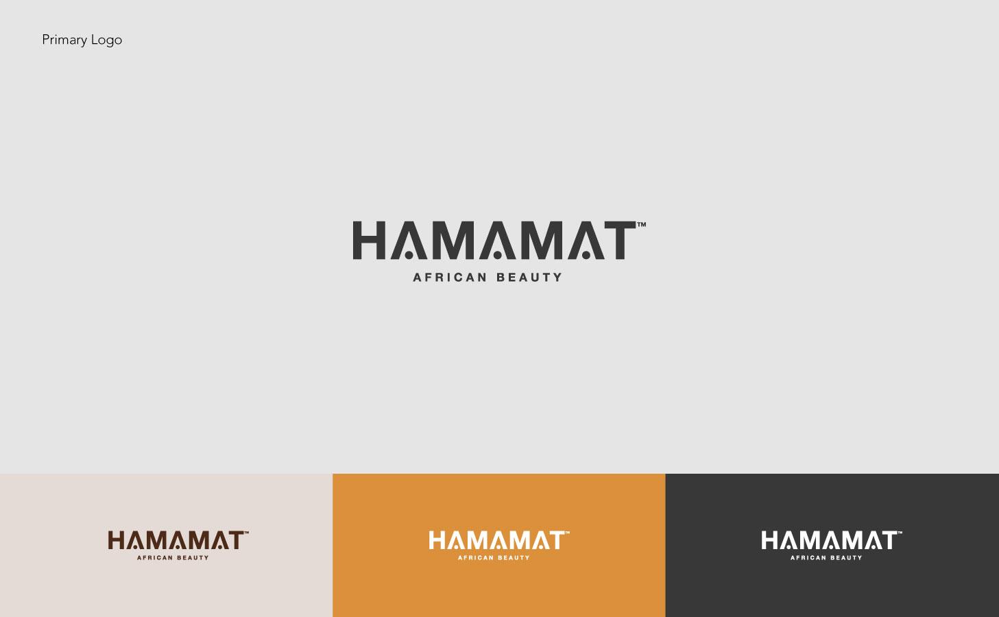 Hamamat Brand Identity Designs