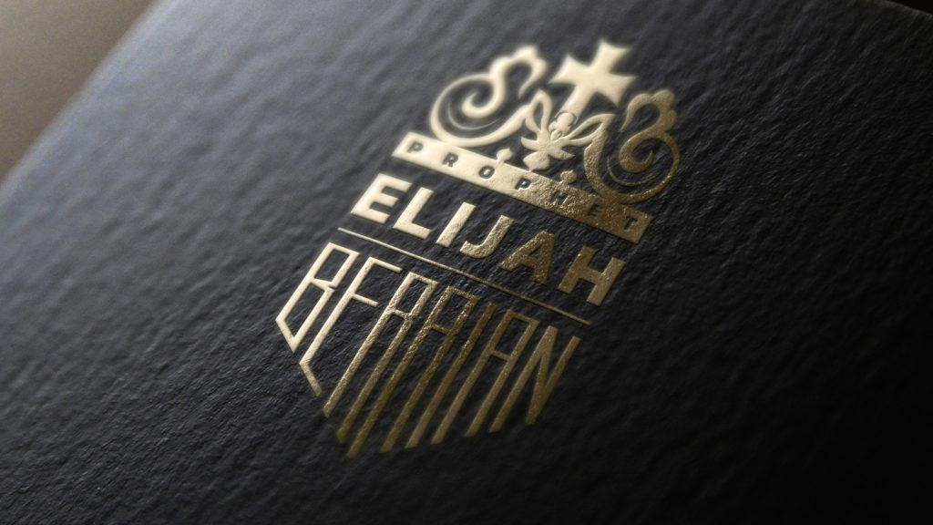 Prophet Elijah Berrian Brand-Identity & Website