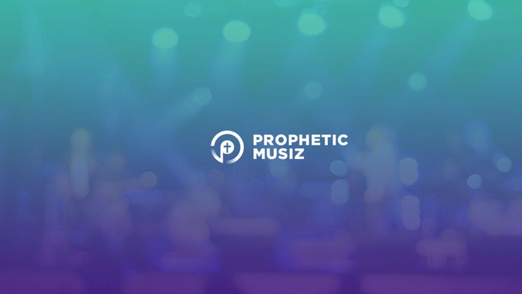 ZOE Ministries Prophetic Musiz Brand Identity & Website