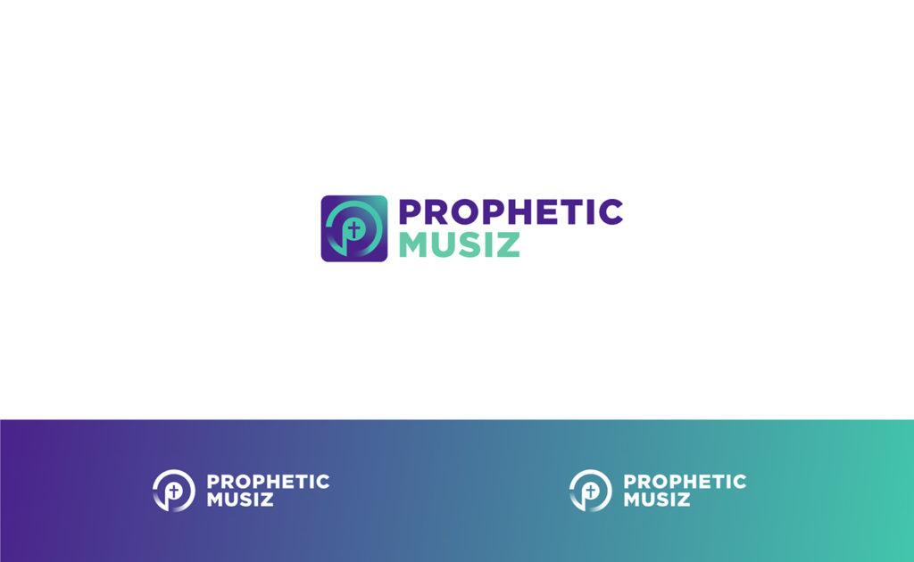 ZOE Ministries Prophetic Musiz Brand Identity & Website-